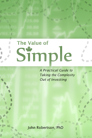 Picture of the cover of the Value of Simple